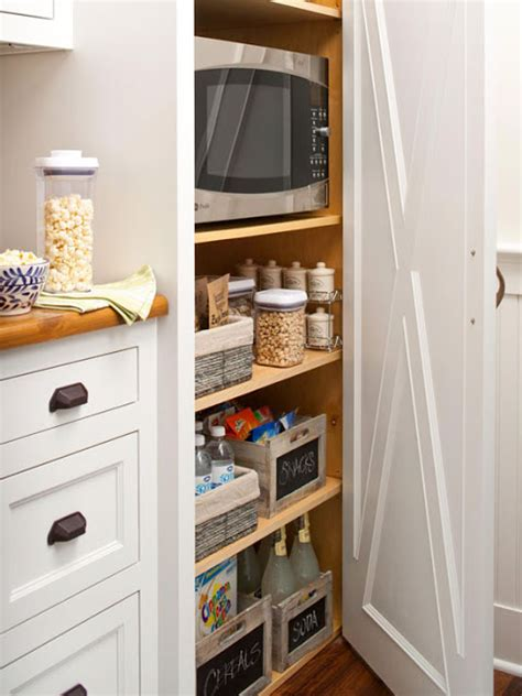 Kitchen Microwave Pantry Storage Cabinet by Easy Solutions To Decorate A Small Space 2013 Storage Ideas