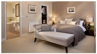 brown taupe mink colours in the bedroom for a restful
