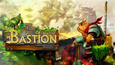 New Home Design Software Free bastion coming to the xbox one xbox 360 owners get it for