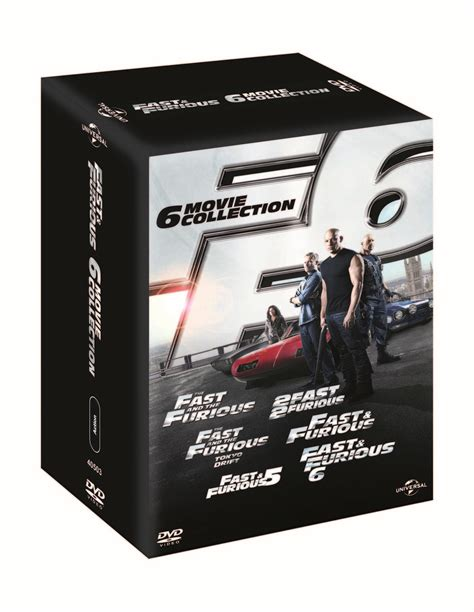 Fast And Furious Box Set 1 6 | fast furious 1 6 box set online movies