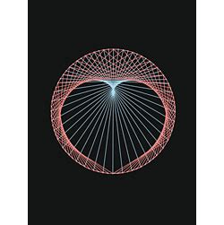 circle pattern string art free heart circle pattern free patterns home page