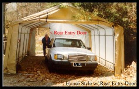 Do It Yourself Garages by Portable Instant Garage Kits Garage Building Kits