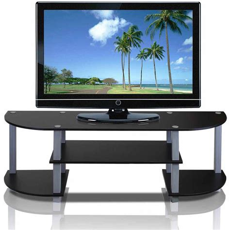 tv stands altra galaxy tv stand with mount for tvs up to 50 quot finishes walmart