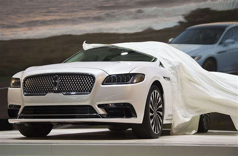 lincoln news today the new lincoln continental revealed