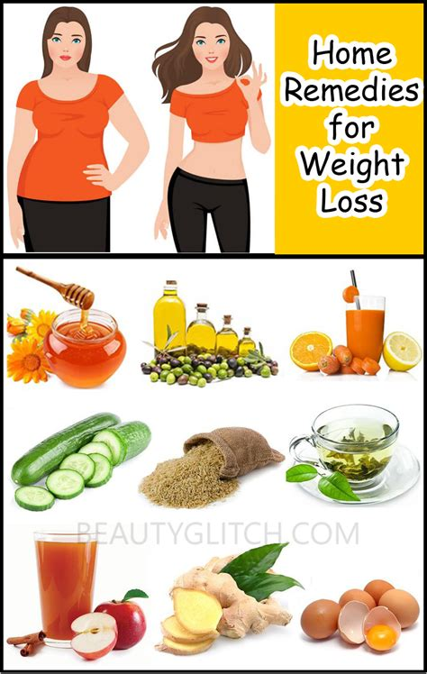 home remedies to lose weight fast healthy diet plan for