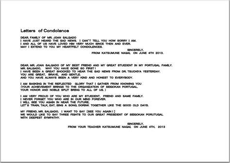 Letter Of Agreement Em Portugues Aksp Associa 231 227 O De Karatedo Seigokan De Portugal Carta Do