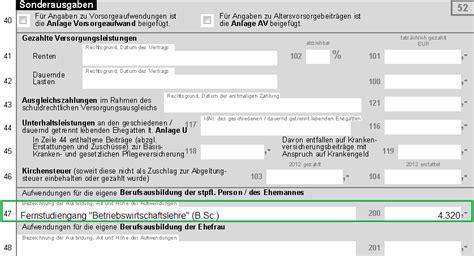 Arbeitszimmer Absetzen Student by Fernstudium Der Steuer Absetzen So Geht 180 S