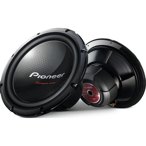 Speaker Subwoofer Pioneer pioneer ts w310 12 quot inch 1000w subwoofer car audio sub bass speaker woofer ebay