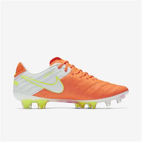 Nike Tiempo Legend Vi Fg Volt nike tiempo legend vi s fg motion blur tart volt hyper pink white football boots