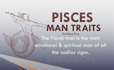 sun signs characteristics pisces personality traits characteristics sun signs