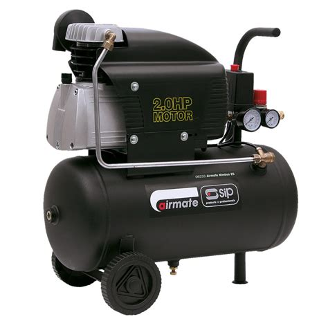 sip airmate nimbus 25 air compressor sip uk