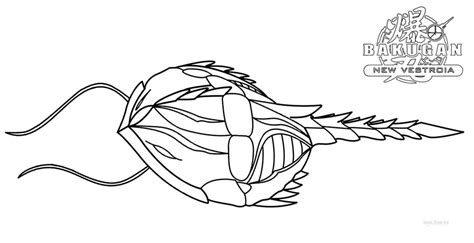 bakugan coloring pages printable bakugan coloring pages for cool2bkids