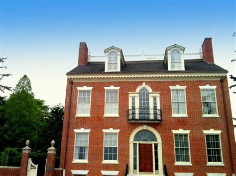 reed house chattanooga read house panoramio photo of the george read house in historic new castle de
