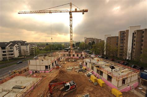 Gestell Auf Dem Bau by Auf Dem Bau Lars Bergengruen Fotograf