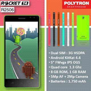 Layar Sentuh Polytron R2506 Touchscreen Polytron R2506 polytron r2506 rocket t4 smartphone 1 jutaan 5 inci ram 1gb terbaru 2018 info gadget terbaru