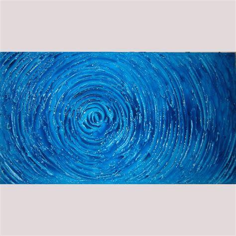quadro arredo quadro astratto moderno effetto acqua cornici e