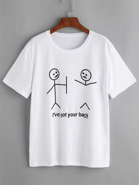 doodle shirt ideas t shirt mit zeichnung und beschriftung muster german