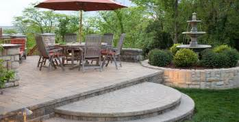distinctive patios