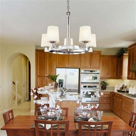 Modern Kitchen Chandelier Kitchen Chandeliers