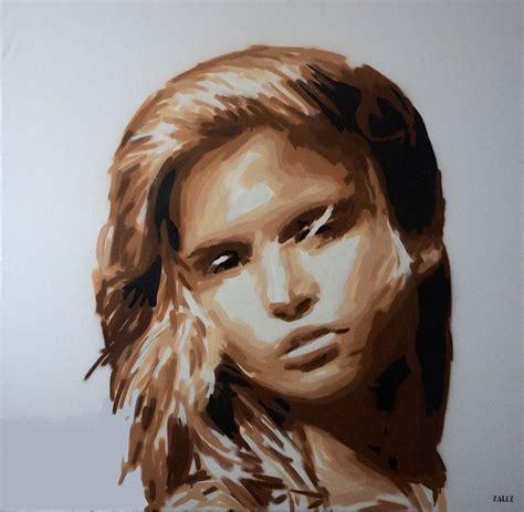 spray paint faces 2 0 zalez stencil artist