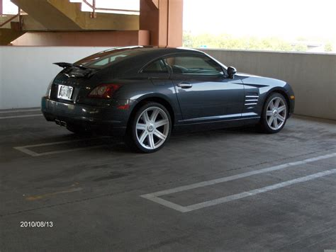 2010 Chrysler Crossfire by 2006 Limited Edition Crossfire Convertible