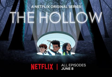 The Hollow the hollow season 1 new animated series on netflix