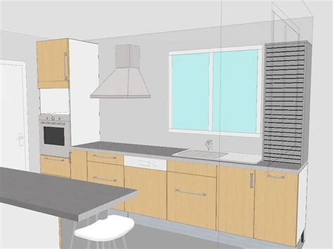 simulation cuisine ikea simulation 3d cuisine sur ikea home planner notre maison