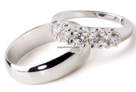 Cincin Emas Biji Lada cincin kawin muzaffar sepasang cincin kawin jogja