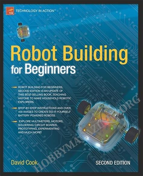 robot building for beginners 187 hobby magazines free digital magazines and books