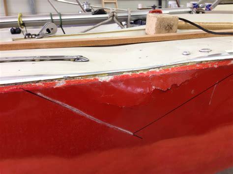 Gfk Yacht Lackieren by Gfk Reparaturen Wagner Werft