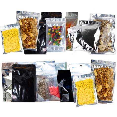 Supplier 4th Bag In Bag Isi 6 Pcs Murah 100 mylar bags syringe pre roll mylar barrier bag 2 5 quot x 9 quot silver 1000 pcs food storage bags