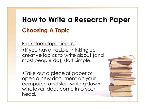 can you start a research paper with a quote how to write a research paper ppt