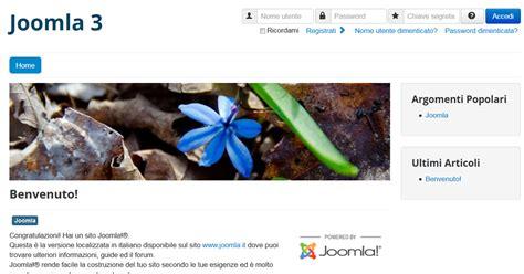 personalizzare il modulo di login in joomla 3 seconda parte