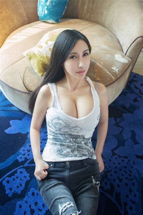 foto hot model cantik china barbie ke er segiempat tuigirl vol 055 梁棋棋 asian model hot 18