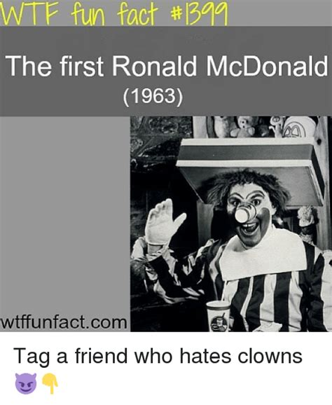 Ronald Mcdonald Phone Meme - 25 best memes about ronald mcdonald 1963 ronald
