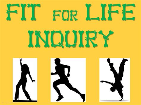 Fi For Lif fit for margd teaching posters
