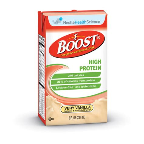 protein drinks boost high protein drink nestle nutrition