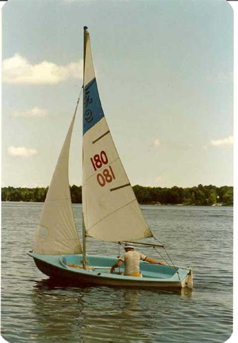 ghost sailboat ghost 13 1959 cedar rapids iowa sailboat for sale