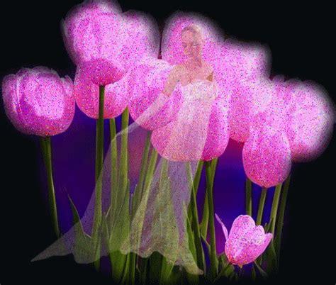 La Tulipe Gliter 1 Gr glitter flowers animated flowers glitter pictures