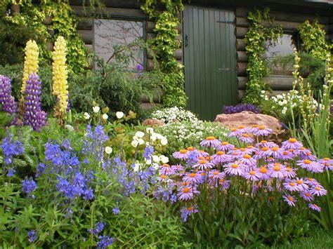 Marvelous Small Modern Cottage Design #4: Cottage-garden-flowers.jpg