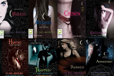 house of night novels tallis hale