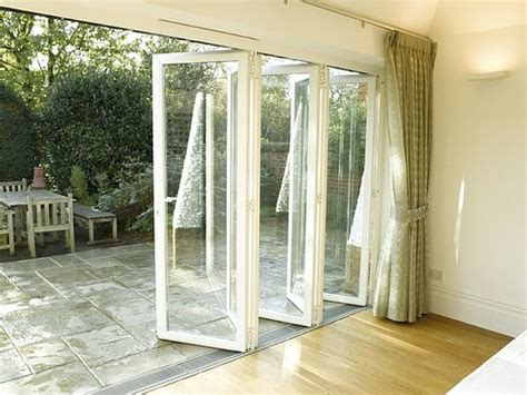 Folding Glass Doors For Patio 78 Best Patio Steps Doors Images On Pinterest