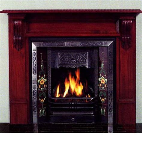 buy a real flame federation square mantelpiece fireplace