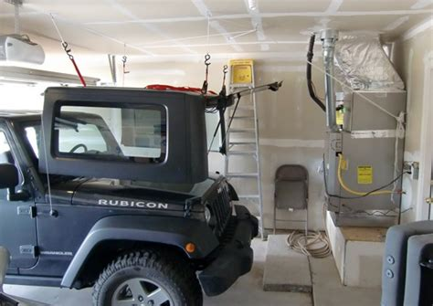 Build Your Own Jeep Hardtop Hoist Jeep Hardtop Hoist Car Interior Design