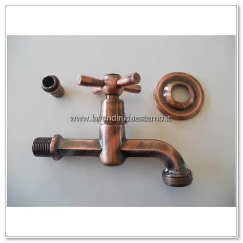 rubinetti da esterno rubinetti da giardino in ottone ramato ru263 ra