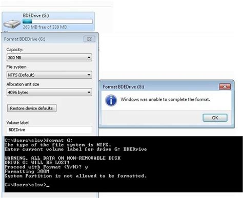 format hard disk and remove partition windows 7 can t delete format drive partition super user