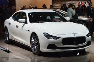 Picture Of Maserati 2014 Maserati Ghibli Shanghai 2013 Photo Gallery Autoblog