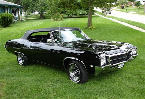 1969 buick gs stage 1 convertible hotrod hotline