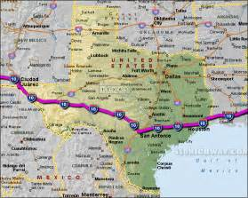 map of louisiana i10