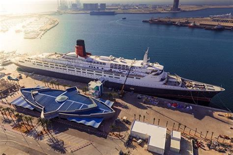 the queen elizabeth 2 qe2 explore royal museums greenwich dubai offers first glimpse inside qe2 hotel gulf business